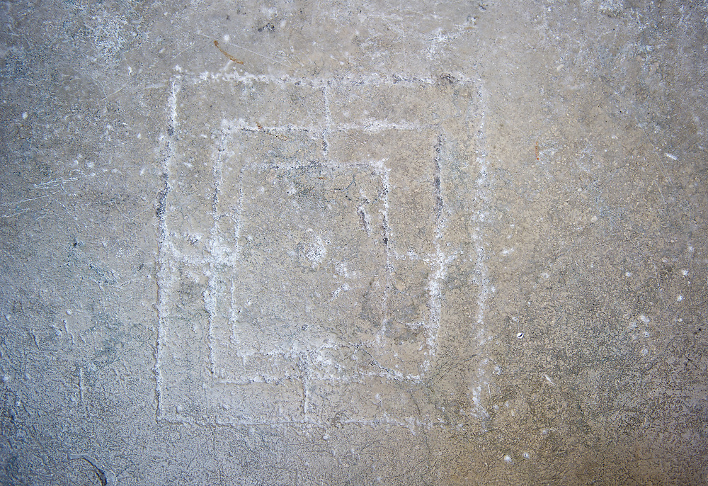 XV Century Graffiti Templar's or Merchant game?