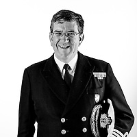 Vice Admiral Peter Hudson CBE, CB.  Commander Maritime Command NATO HQ.  Vice Admiral Hudson joined the Royal Navy in 1980. He became commanding officer of the minesweeper HMS Cottesmore in 1994 (deployed on fishery protection duties), commanding officer of the frigate Norfolk in 1996 and Fleet Operations Officer in 1998.  He went on to be leader of the team rationalising the regional fleet headquarters in 2000, commanding officer of the assault ship Albion in 2002, Director of Naval Resources and Plans at the Ministry of Defence in 2005 and commander of the Amphibious Task Group in 2008 (deployed as commander of the maritime Coalition Task Force in the Gulf).  He was appointed Commander United Kingdom Maritime Forces in 2009 (deployed as commander of EU maritime operations off Somalia) and Chief of Staff (Capability) for the Fleet in 2011.<br /> <br /> He became Commander Allied Maritime Command in February 2013 and was appointed Companion of the Order of the Bath (CB) in the 2015 New Year Honours
