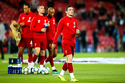 Andrew Robertson of Liverpool - Mandatory by-line: Robbie Stephenson/JMP - 02/10/2019 - FOOTBALL - Anfield - Liverpool, England - Liverpool v Red Bull Salzburg - UEFA Champions League Group Stage