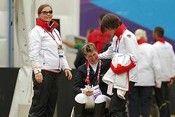 Näpel, Britta ;<br />  Thielen, Anne-Kareen;<br /> Unkrueer, Dr. Bernadette, <br /> London Paralympics 2012<br /> Grade II<br /> © www.sportfotos-lafrentz.de/ Stefan Lafrentz