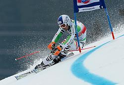 15.03.2014, Pista Silvano Beltrametti, Lenzerheide, SUI, FIS Weltcup Ski Alpin, Riesenslalom, Herren, Finale, im Bild Fritz Dopfer (GER) // during mens Giant Slalom of FIS Ski Alpine World Cup finals at the Pista Silvano Beltrametti in Lenzerheide, Switzerland on 2014/03/15. EXPA Pictures © 2014, PhotoCredit: EXPA/ Freshfocus/ Christian Pfander<br /> <br /> *****ATTENTION - for AUT, SLO, CRO, SRB, BIH, MAZ only*****
