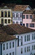Ouro Preto is one of the most important and preserved colonial cities of Minas Gerais.