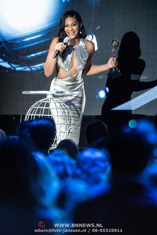 MON/Monaco/20140527 -World Music Awards 2014, Chanel Iman
