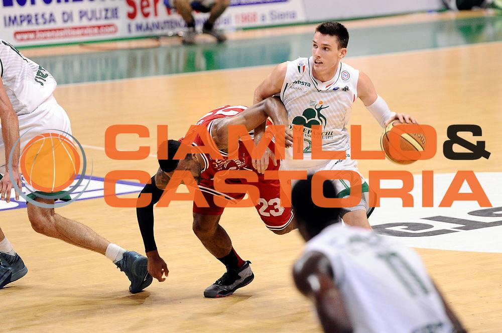 DESCRIZIONE : Siena Lega A 2013-14 Montepaschi Siena vs EA7 Emporio Armani Milano playoff Finale gara 6<br /> GIOCATORE : Matt Janning<br /> CATEGORIA : Palleggio Penetrazione<br /> SQUADRA : Montepaschi Siena<br /> EVENTO : Finale gara 6 playoff<br /> GARA : Montepaschi Siena vs EA7 Emporio Armani Milano playoff Finale gara 6<br /> DATA : 25/06/2014<br /> SPORT : Pallacanestro <br /> AUTORE : Agenzia Ciamillo-Castoria/M.Marchi<br /> Galleria : Lega Basket A 2013-2014  <br /> Fotonotizia : Siena Lega A 2013-14 Montepaschi Siena vs EA7 Emporio Armani Milano playoff Finale gara 6 <br /> Predefinita :