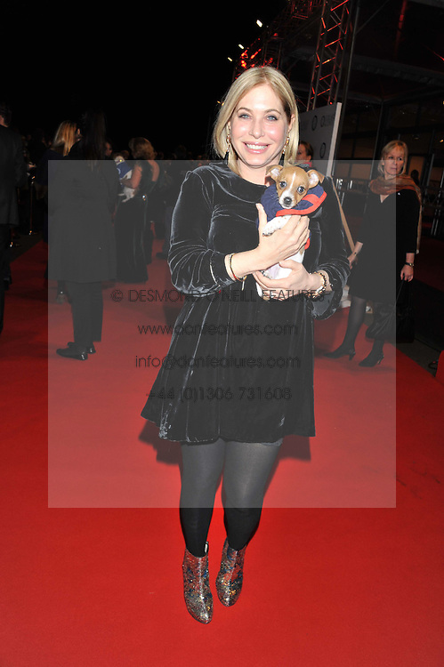 BRIX SMITH START at the Battersea Dogs & Cats Home Collars & Coats Gala Ball held at Battersea Evolution, Battersea Park, London SW8 on 8th November 2012.