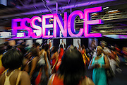 This is the Essence Festival in New Orleans, Louisiana.