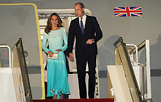 Royal visit to Pakistan - Day One 14 Oct 2019