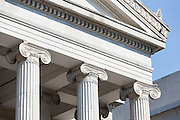 Gallier Hall exterior