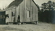 Buena Vista, Ala., church and school, teacher Mary Moreland
