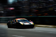 June 13-18, 2017. 24 hours of Le Mans. 61 Clearwater Racing, Ferrari 488 GTE, Weng Sun Mok, Matt Griffin, Keita Sawa