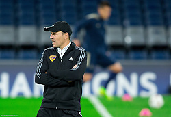 Ante Simundza, head coach of Maribor during practice session of NK Maribor 1 day before UEFA Champions League 2014/15 Match between FC Chelsea and NK Maribor, SLO, on October 20, 2014 in Stamford Bridge Stadium, London, Great Britain. Photo by Vid Ponikvar / Sportida.com