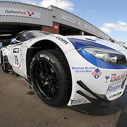 Ecurie Ecosse, Marco Attard & Oliver Bryant, BMW Z4 GT3, GT3 during qualifying and practice at the first round of the Avon Tyres British GT Championship held at Oulton Park, Cheshire, UK. 29th March 2013 WAYNE NEAL | STOCKPIX.EU