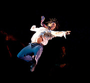 Ghost Dances <br /> by Christopher Bruce <br /> Rambert <br /> at Sadler&rsquo;s Wells, London, Great Britain <br /> rehearsal <br /> 16th May 2017 <br /> <br /> Miguel Altunaga<br /> <br /> <br /> <br /> <br /> Photograph by Elliott Franks <br /> Image licensed to Elliott Franks Photography Services