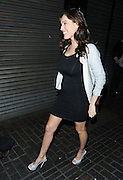 31.MARCH.2011. LONDON<br /> <br /> KELLY BROOK ARRIVING AT THE BOX NIGHTCLUB IN SOHO, CENTRAL LONDON.<br /> <br /> BYLINE: EDBIMAGEARCHIVE.COM<br /> <br /> *THIS IMAGE IS STRICTLY FOR UK NEWSPAPERS AND MAGAZINES ONLY*<br /> *FOR WORLD WIDE SALES AND WEB USE PLEASE CONTACT EDBIMAGEARCHIVE - 0208 954 5968*