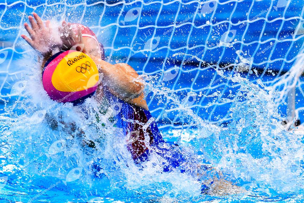 GORLERO Giulia ITALIA <br /> Rio de Janeiro 19-08-2016 Olympic Aquatics Stadium  - Water Polo <br /> USA - ITALY Final <br />  Foto Andrea Staccioli/Deepbluemedia/Insidefoto