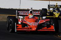 Enrique Bernoldi, Indy Grand Prix of Sonoma, Infineon Raceway, Sonoma, CA  USA  8/23/08