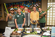 TARO kalo<br /> Curators: James Keach, Susan Miyasaka & Roshan Paudel, University of Hawai'i Taro Breeding Team Chefs: Charlie Reppun and Paul Reppun