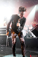 Jane's Addiction performing at Irving Plaza on October 17, 2011.Perry Farrell lead vocals.Dave Navarro - guitar