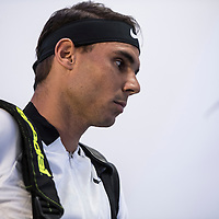 Rafael Nadal of Spain on day ten of the 2017 Australian Open at Melbourne Park on January 25, 2017 in Melbourne, Australia.<br /> (Ben Solomon/Tennis Australia)