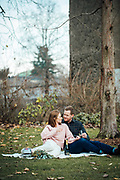 Tom & Meghan Engagement Portraits
