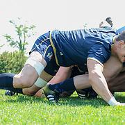 Calvisano 24/05/2018 <br /> Allenamento nazionale italiana di rugby<br /> Alessandro Zanni