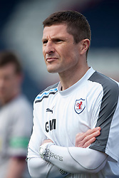 Raith Rovers's manager Grant Murray..Raith Rovers 0 v 0 Falkirk, 27/4/2013..© Michael Schofield.