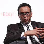 20160615 - Brussels , Belgium - 2016 June 15th - European Development Days - Working together in fragile states for better effectiveness - Mohamed Omer Arteh , Deputy Prime Minister , Somalia © European Union
