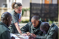Field Ranger Training, South African Wildlife College, Limpopo Province, South Africa