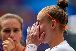 15-06-2019 FRA: Netherlands - Cameroon, Valenciennes<br /> FIFA Women's World Cup France group E match between Netherlands and Cameroon at Stade du Hainaut / Tears for Sari van Veenendaal #1 of the Netherlands