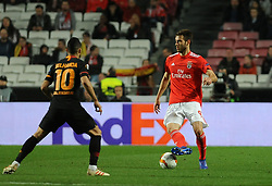 February 21, 2019 - Na - Lisbon, 21/02/2019 - SL Benfica received Galatasaray SK tonight at Estádio da Luz in the second qualifying round of the Europa League 2018/2019. Iron  (Credit Image: © Atlantico Press via ZUMA Wire)