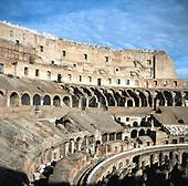 Rome, The Colosseum, 72-80 AD
