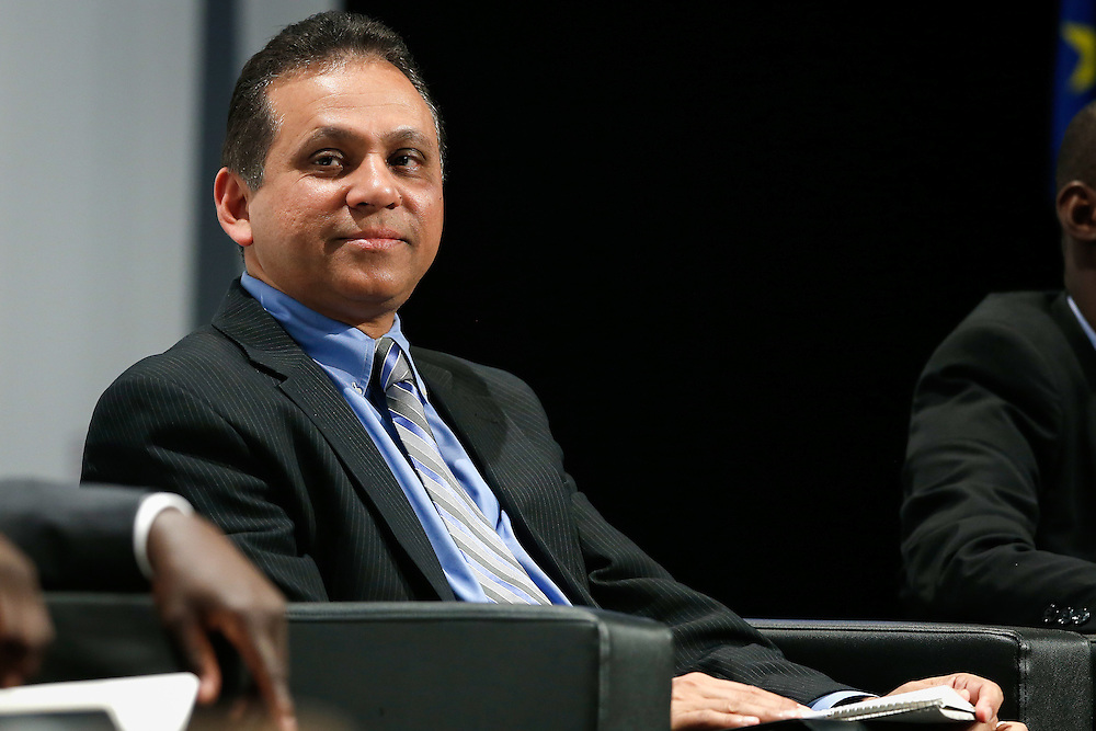 04 June 2015 - Belgium - Brussels - European Development Days - EDD - Migration - Migration is development - Making migration a driver for development - Dilip Ratha , Head of Global Knowledge , Partnership on Migration and Development , The World Bank Group © European Union