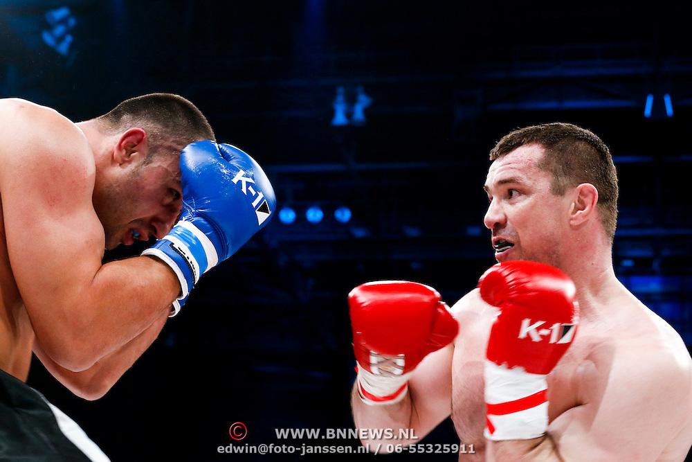 CRO/Zagreb/20130315- K1 WGP Finale Zagreb, Mirko Cro Cop Filipovic vs pavl Zhuravlev