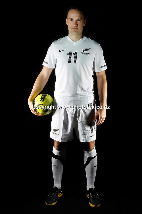 Micky MALIVUK. Futsal Photo Shoot, North Harbour Stadium, Albany, Wednesday 19th September 2012. Photo: Shane Wenzlick