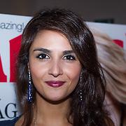 NLD/Amsterdam/20131014 -  Marie Claire Starters Award 2013, Maryam Hassouni
