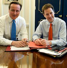 Cameron & Clegg