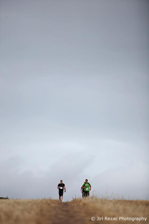 UK ENGLAND 29JUL17 - Teams arrive at checkpoint 3 near Littleton Farm during the Trailwalker 2017 challenge across the South Downs, England.<br /> <br /> jre/Photo by Jiri Rezac<br /> <br /> © Jiri Rezac 2017