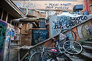 Roma, 17/02/2017: biciclette, associazione il Grande Cocomero.<br /> &copy; Andrea Sabbadini