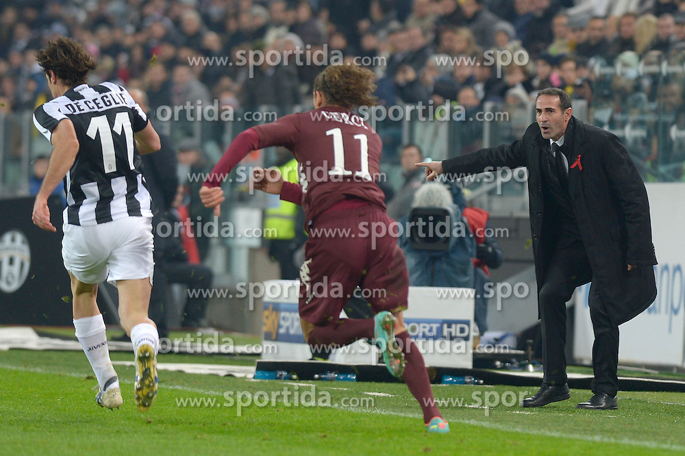 01.12.2012, Juventus Stadion, Turin, ITA, Serie A, Juventus Turin vs FC Turin, 15. Runde, im Bild Angelo Alessio Juventus coach // during the Italian Serie A 15th round match between Juventus FC and Torino FC 1906 at the Juventus Stadium, Turin, Italy on 2012/12/01. EXPA Pictures © 2012, PhotoCredit: EXPA/ Insidefoto/ Filippo Alfero..***** ATTENTION - for AUT, SLO, CRO, SRB, BIH and SWE only *****