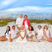 Warner Family Beach Photos