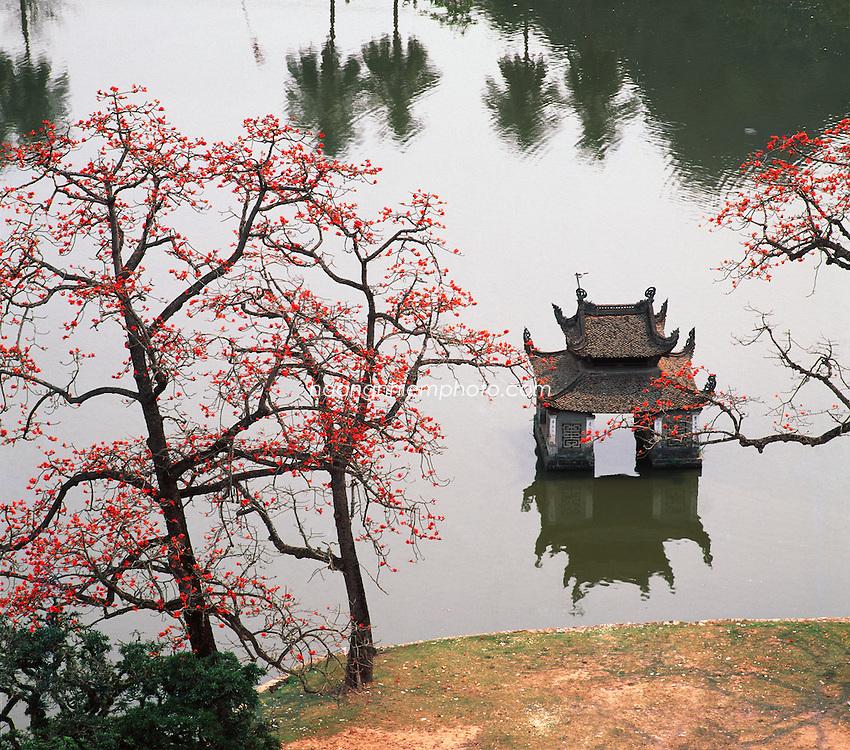 Vietnam Images-Landscape-Hà Nội phong cảnh việt nam