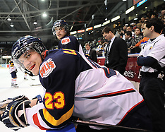 2010 OHL Playoffs - 2010-04-19 Barrie at Mississauga G4