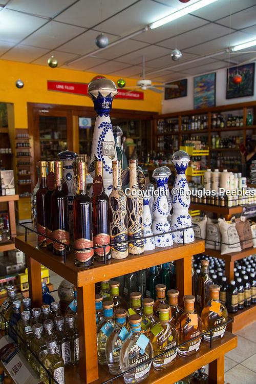 Tequila Shop, Zihuataneo, Guerrero, Mexico