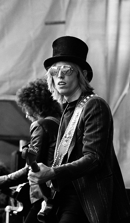 Tom Petty – Knebworth Festival 1979