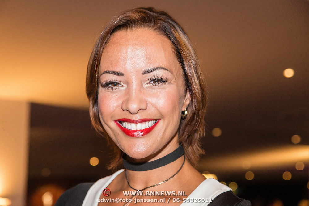 NLD/Utrecht/20160914 - The Bodyguard 1 jarig bestaan, Sonja Silva