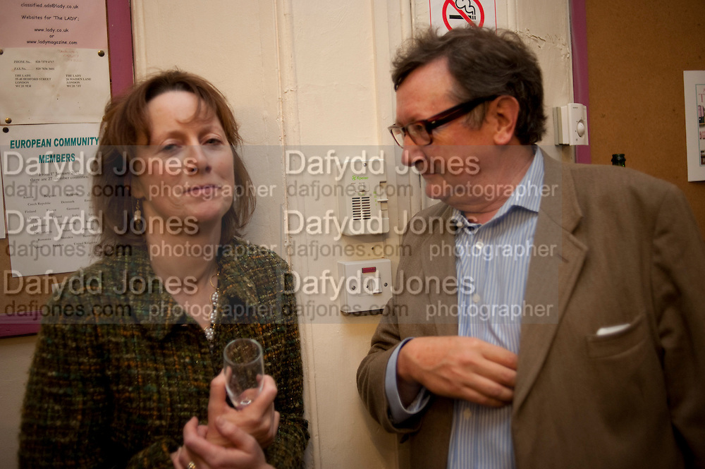 REBECCA FITZGERALD, Rachel's Johnson's 'A Diary of the Lady'book launch at The Lady's offices. Covent Garden. London. 30 September 2010. -DO NOT ARCHIVE-© Copyright Photograph by Dafydd Jones. 248 Clapham Rd. London SW9 0PZ. Tel 0207 820 0771. www.dafjones.com.