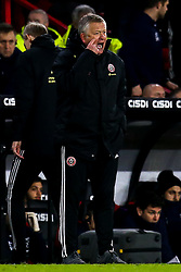 Sheffield United manager Chris Wilder - Mandatory by-line: Robbie Stephenson/JMP - 10/01/2020 - FOOTBALL - Bramall Lane - Sheffield, England - Sheffield United v West Ham United - Premier League