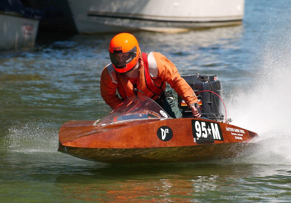 2006 DSR Top O' Champion Josh Pearson