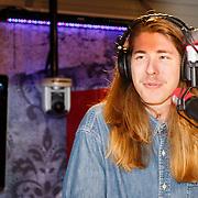 NLD/Hilversum/20151110 - DJ bekendmaking: 3FM Serious Request 2015, Frank van der Lende