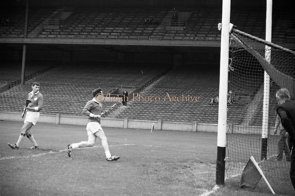 17/08/1969<br /> 08/17/1969<br /> 17 August 1969<br /> All-Ireland Junior Semi-Final: Kerry v Louth at Croke Park, Dublin.